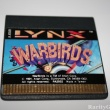 Atari Lynx Warbirds Video Game Card