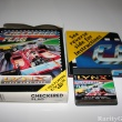 Checkered Flag Atari Lynx Box Cartridge and Poster