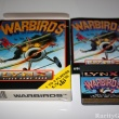 Atari Lynx WarBirds Complete Game