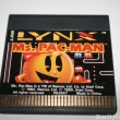Atari Lynx Video Game Card Cartridge Ms. Pac-Man - 10.26.2008