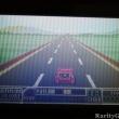 Screenshot from RoadBlasters Atari Lynx