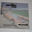 Sega Saturn Video Game Console Daytona USA Game Back
