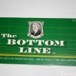 The Bottom Line Board Game A.T. Pepperell Circa 1985
