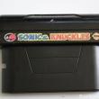 Sega Genesis Sonic and Knuckles Video Game Cartridge