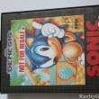 Sega Genesis Sonic the Hedgehog Box