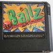 Sega Genesis Ballz Video Game Cartridge