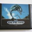 Sega Genesis Ecco the Dolphin Video Game Cartridge