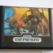 Sega Genesis Video Game Cartridge
