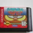 Sega Genesis Video Game Cartridge Garfield Caught in the Act