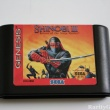 Sega Genesis Shinobi III Video Game Cartridge