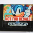 Sega Genesis Video Game Cartridge Sonic the Hedgehog
