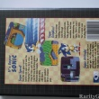 Sega Genesis Sonic the Hedgehog Back