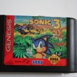 Sega Genesis Sonic the Hedgehog 3 Video Game Cartridge