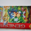 Sega Genesis Sonic the Hedgehog 3 Manual