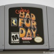 Nintendo 64 N64 Video Game Cartridge Conkers Bad Fur Day