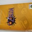 Nintendo 64 N64 LOZ Majoras Mask Booklet