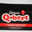 Atari 2600 Game Instructions Manual Qbert