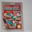 Atari 2600 Game Instructions Manual Mario Bros