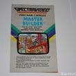 Atari 2600 Game Instructions Manual Master Builder
