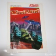 Atari 2600 Game Instructions Manual Moon Patrol Game
