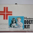 Toys related to doctors and medical such as toy doctor kits