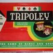 Tripoley DeLuxe Edition Game by Cadaco Circa 1965