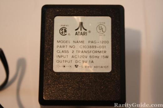 Atari Lynx AC Adaptor