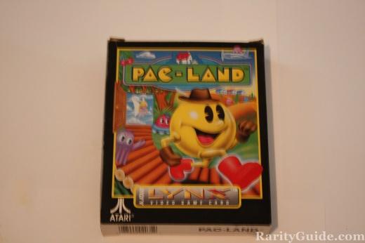 Atari Lynx Pac-Land Box