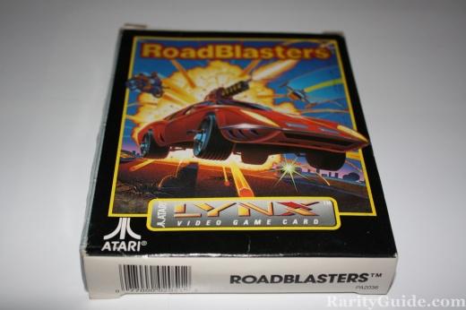 Atari Lynx RoadBlasters