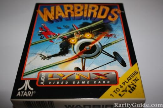 Atari Lynx Warbirds