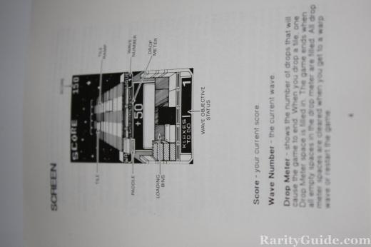 Atari Lynx Klax Manual