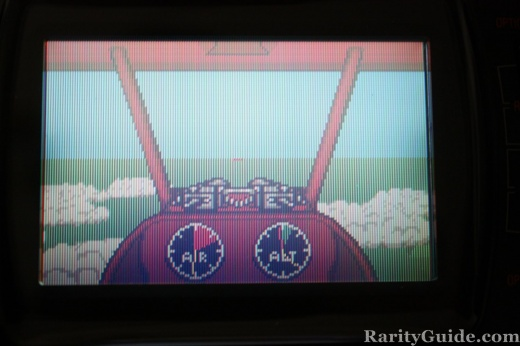 Atari Lynx Warbirds Plane Cockpit