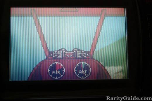 Atari Lynx WarBirds Screen Shot from Game
