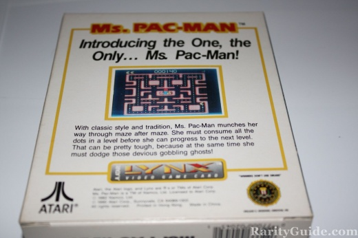 Introducing the One, the Only... Ms. Pac-Man!
