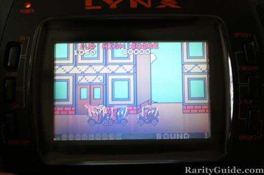 Pac-Land Screen shot Atari Lynx