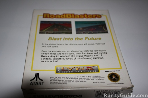 RoadBlasters Blast into the Future