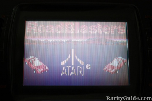 RoadBlasters for Atari Lynx Screenshot from game