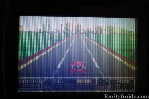 Road Blasters Screen shot Atari Lynx Game