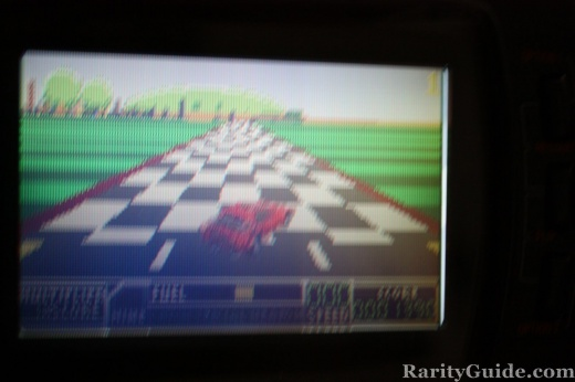 RoadBlasters Screenshot Lynx Atari